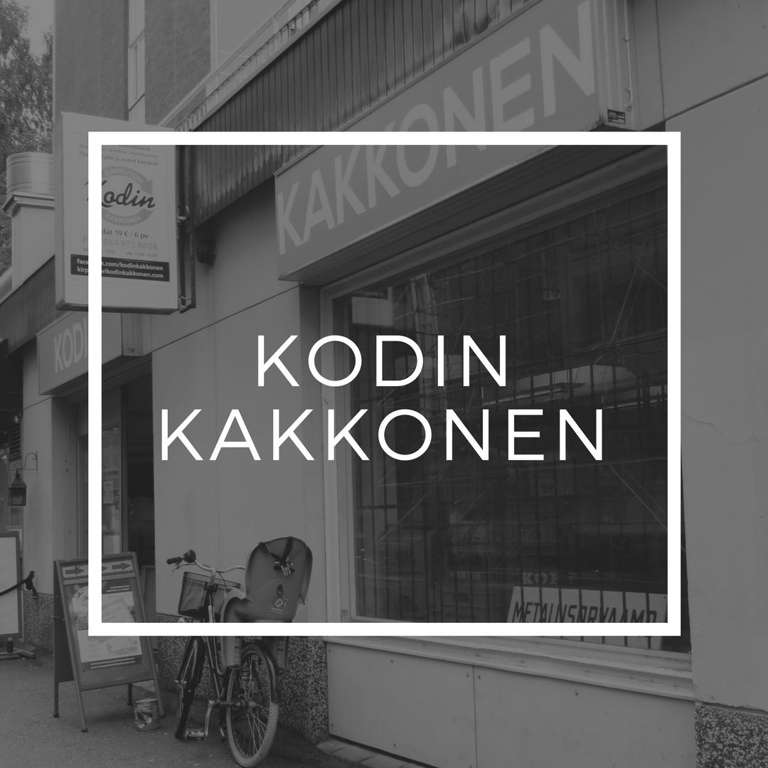 Kodin Kakkonen