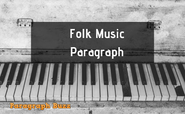 folk music paragraph