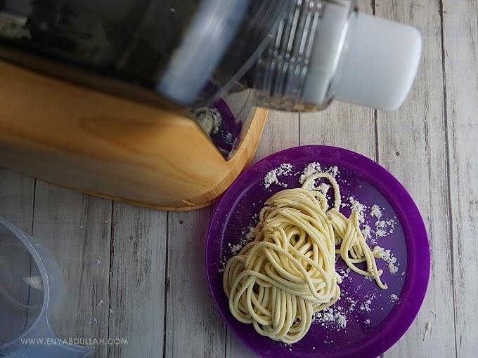 Pensonic Noodle House , Sedapnya dapat buat Mee Sendiri!