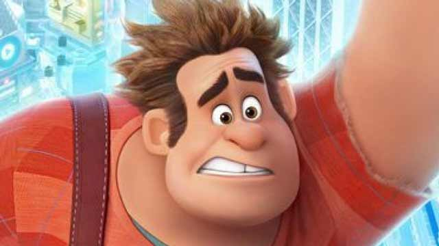 Ralph Breaks the Internet coloring pages animatedfilmreviews.filminspector.com