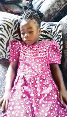 8-Year-Od Girl with holes in the heart needs N20m for treatment