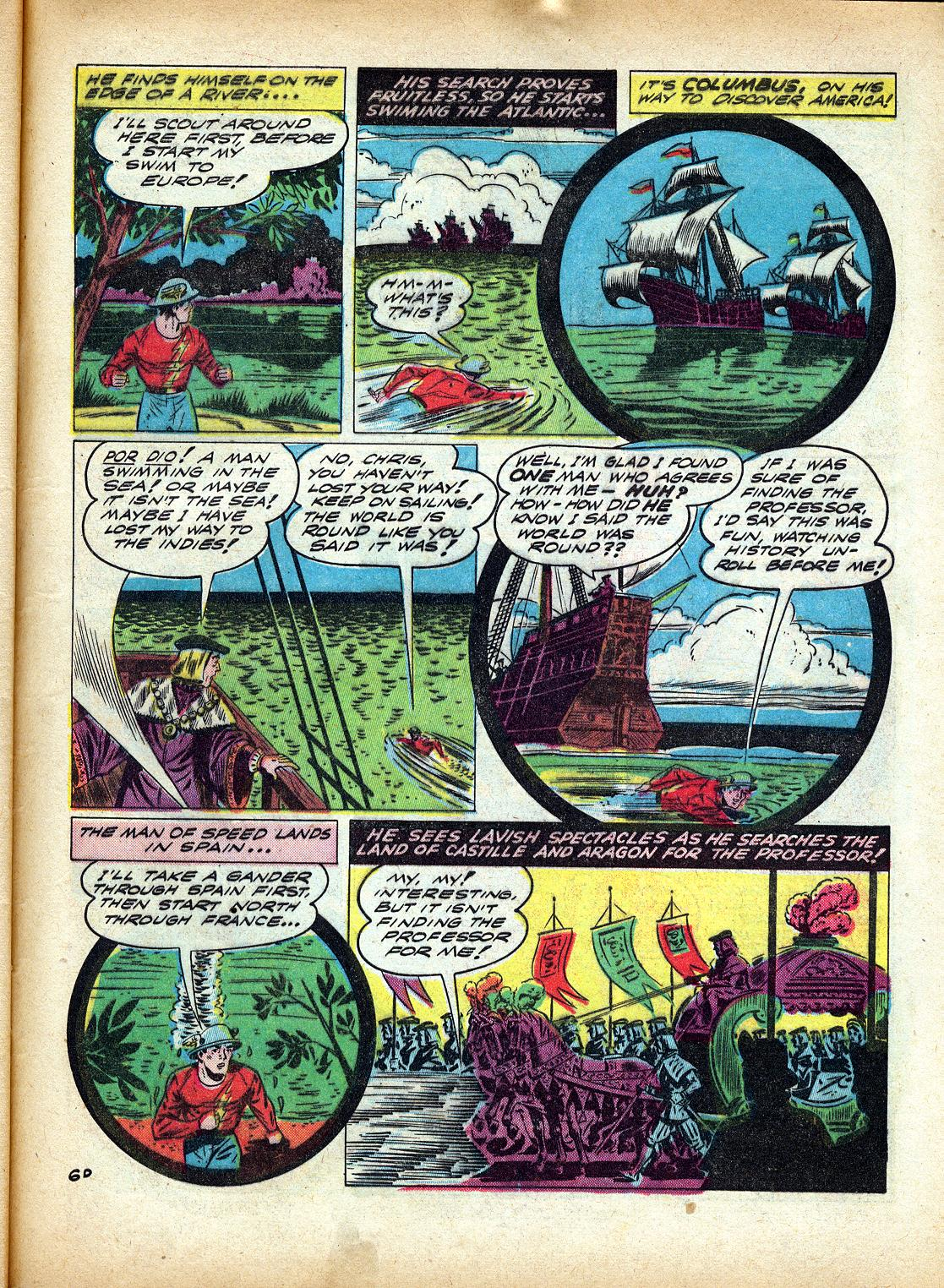 Read online All-Flash comic -  Issue #4 - 58