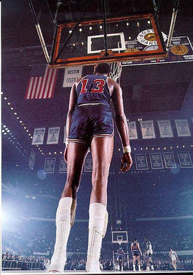 super popular b18cb e8b0d On This Day In Sports: December 29, 1999 Wilt Chamberlain ...