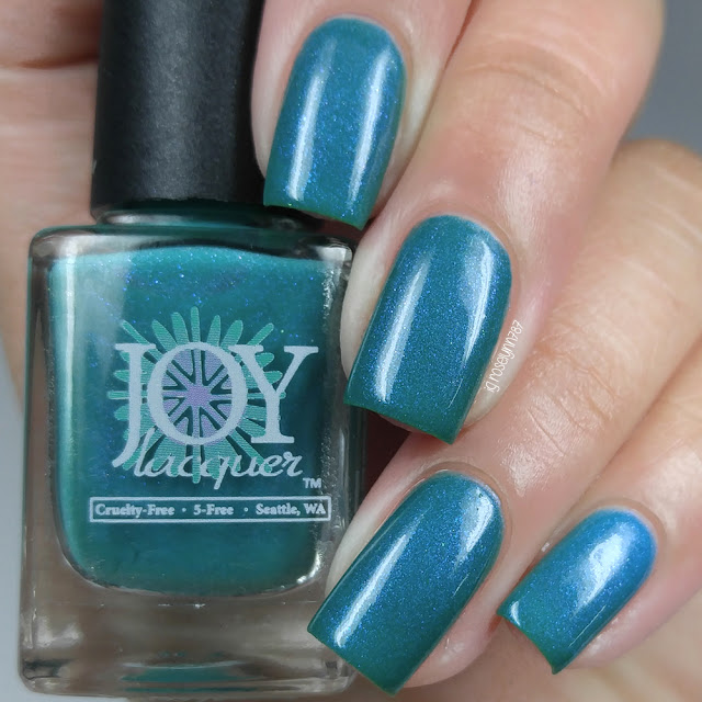 Joy Lacquer – This Shift is Bananas!