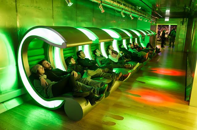 Tour na Heineken Experience em Amsterdã