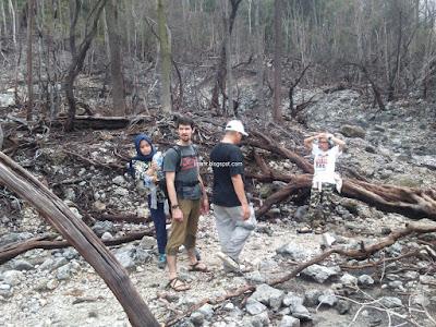 Kawah Ratu Gunung Salak Bogor