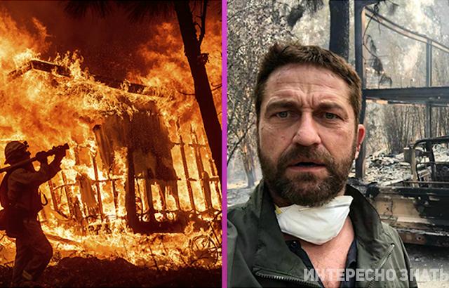 Ужасающие кадры последствий пожара в Калифорнии, на которые невозможно смотреть без слез