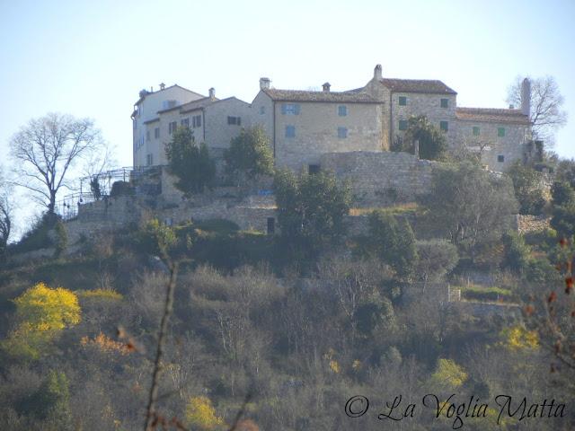 Castelvenere   Stari Kastel  Istria Croazia