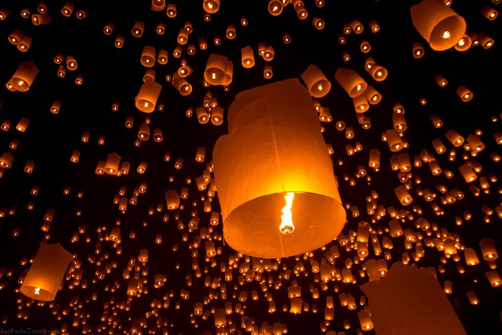 chinese flying lanterns | Susan Wong  |Chinese Lanterns