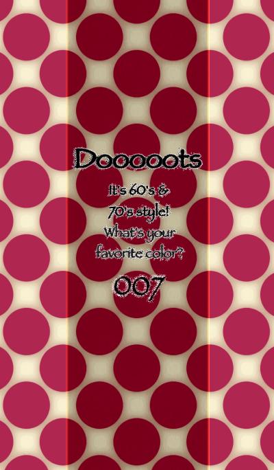 Dooooots007_CYCLAMEN PINK