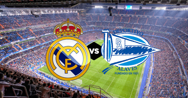 Real Madrid vs Alaves  - Highlights & Full Match