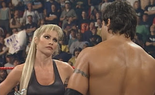WWF - Over the Edge 1998 Review - Sable took on estranged husband Marc Mero in a one-on-one match