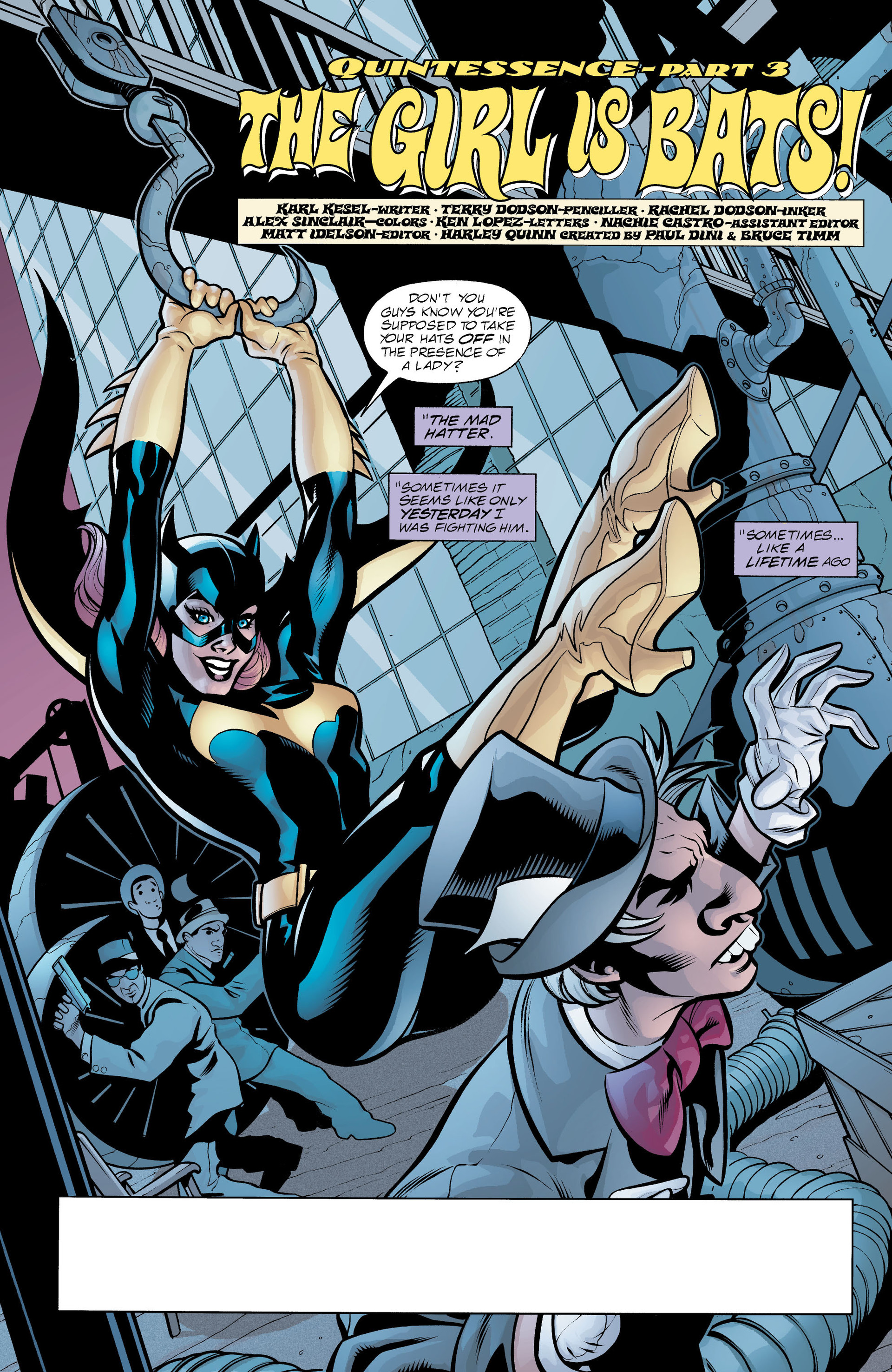 Harley Quinn (2000) Issue #11 #11 - English 2