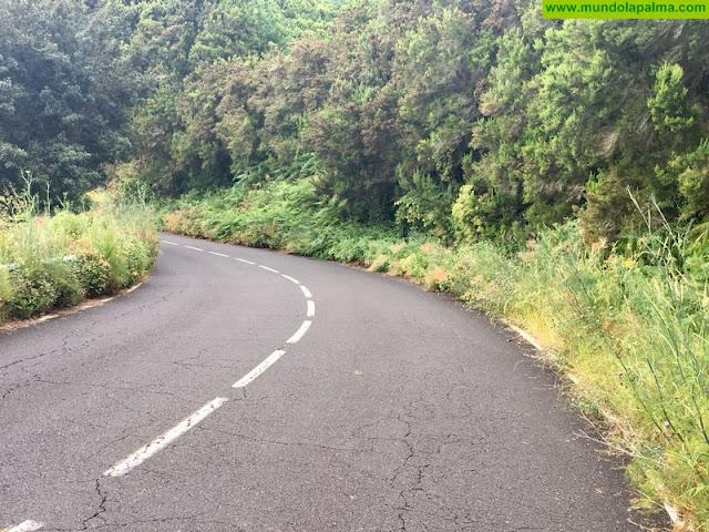 Coalición Canaria en Garafía reclama mejorar el mantenimiento de las carreteras insulares a su paso por el municipio