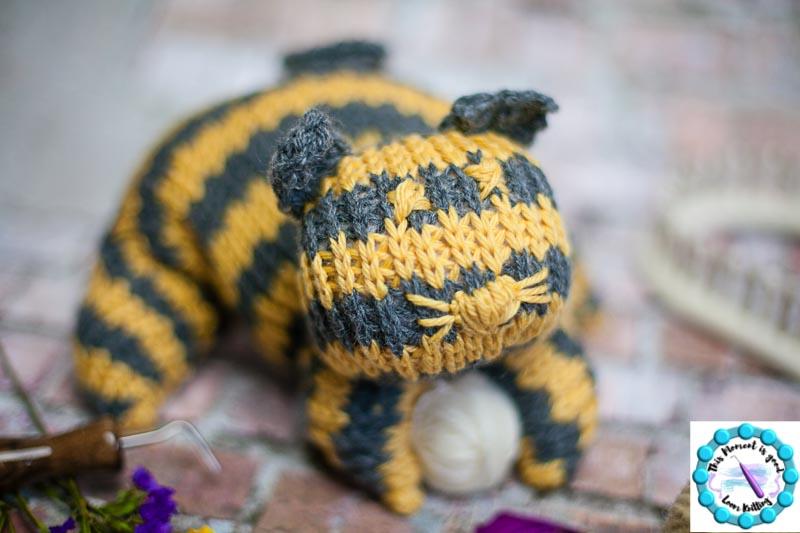 free cat knitting patterns # 63