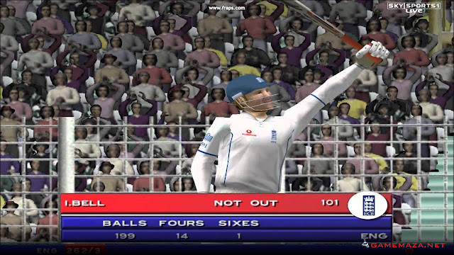 EA Cricket 2004 Gameplay Screenshot 4