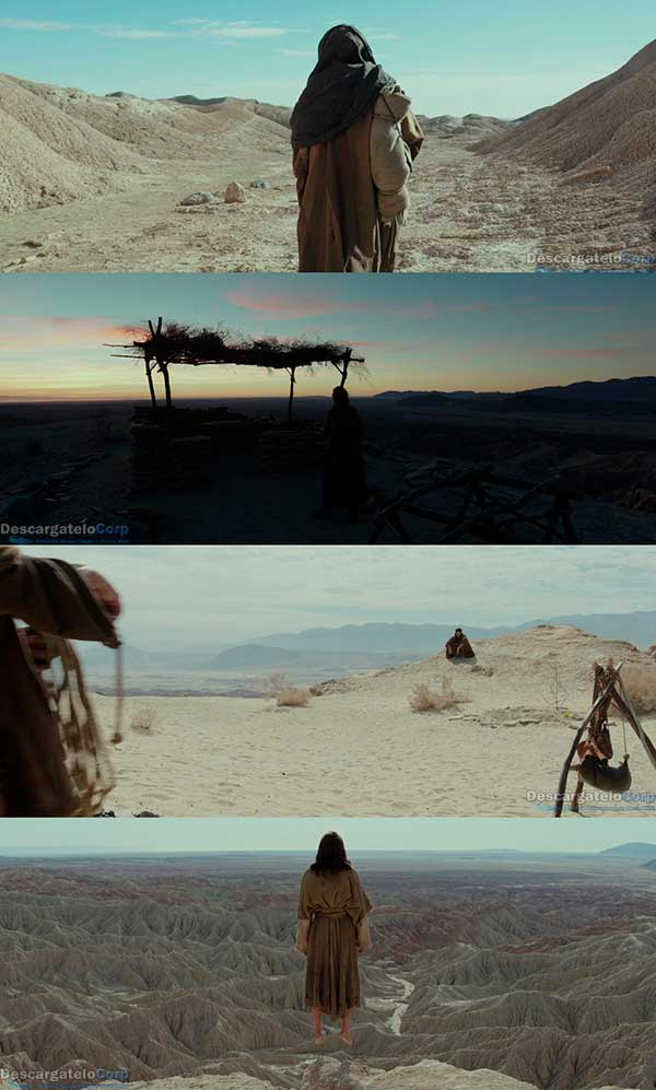 Last Days in the Desert HD 1080p Latino