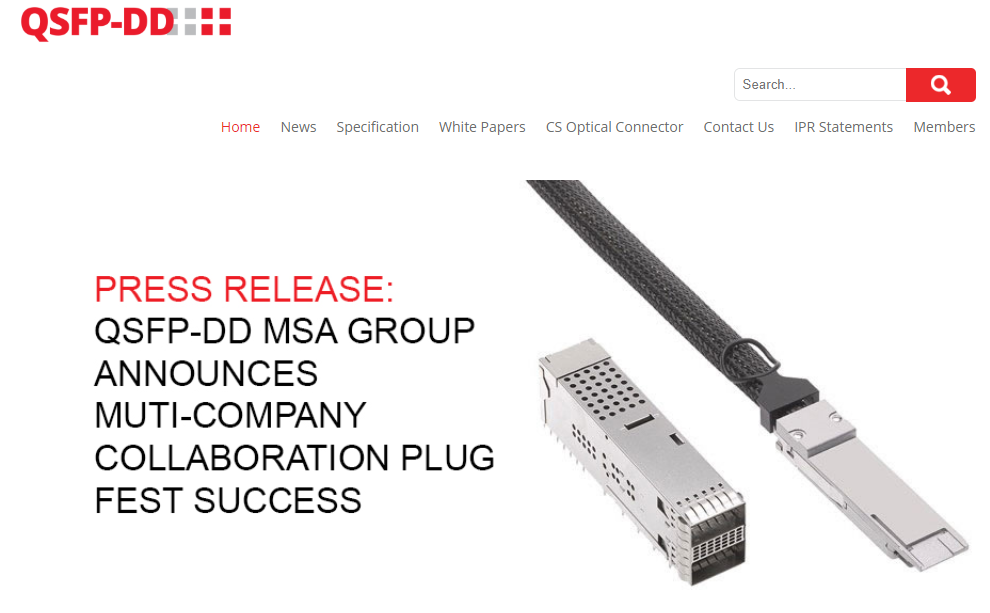 Qsfp Dd Msa Group Completes Mechanical Plugfest Converge Network
