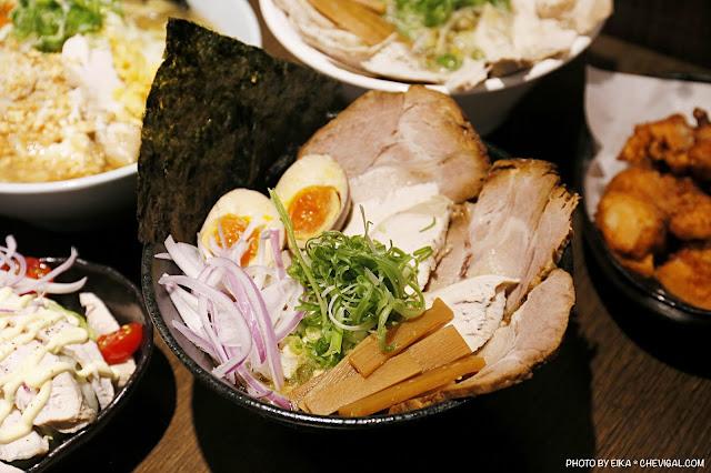 MG 6875 - 熱血採訪│整碗拉麵被叉燒蓋滿滿!師承拉麵之神,日本道地雞淡麗系拉麵7月全新開幕