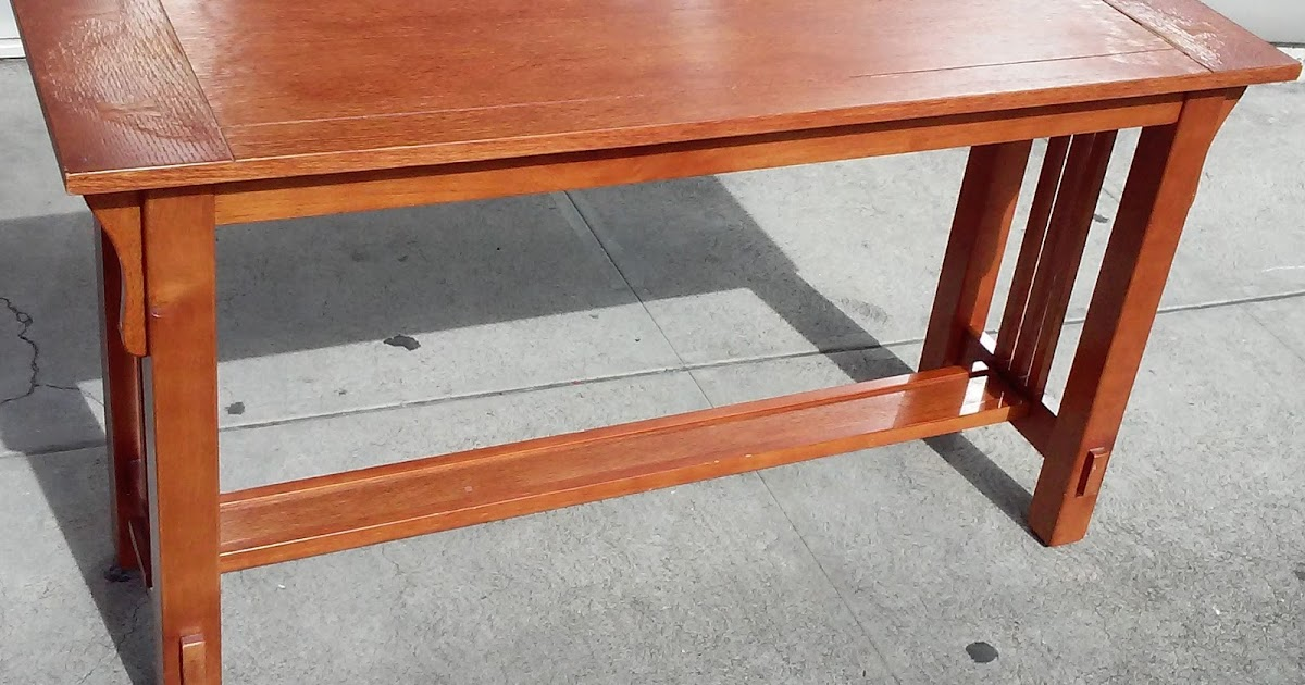Awe Inspiring Mission Sofa Table Ih Eliot Mission Sofa Table 4478240 Pdpeps Interior Chair Design Pdpepsorg