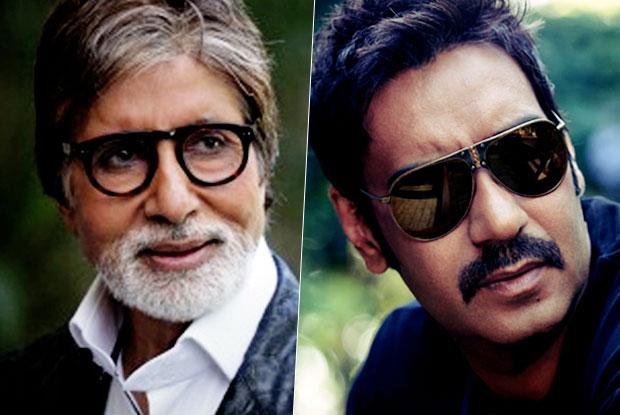 Upcoming movie Amitabh Bachchan, Ajay Devgan New upcoming movie Poster, Release date, star cast under pahlaj nihalani direction based on Babri Masjid demolition