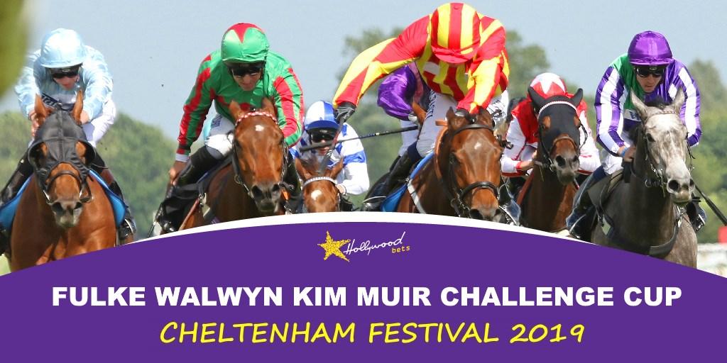 Fulke Walwyn Kim Muir Challenge Cup - Cheltenham Festival 2019