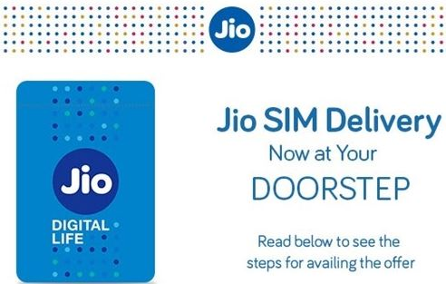Snapdeal to start delivering Reliance Jio SIM to home