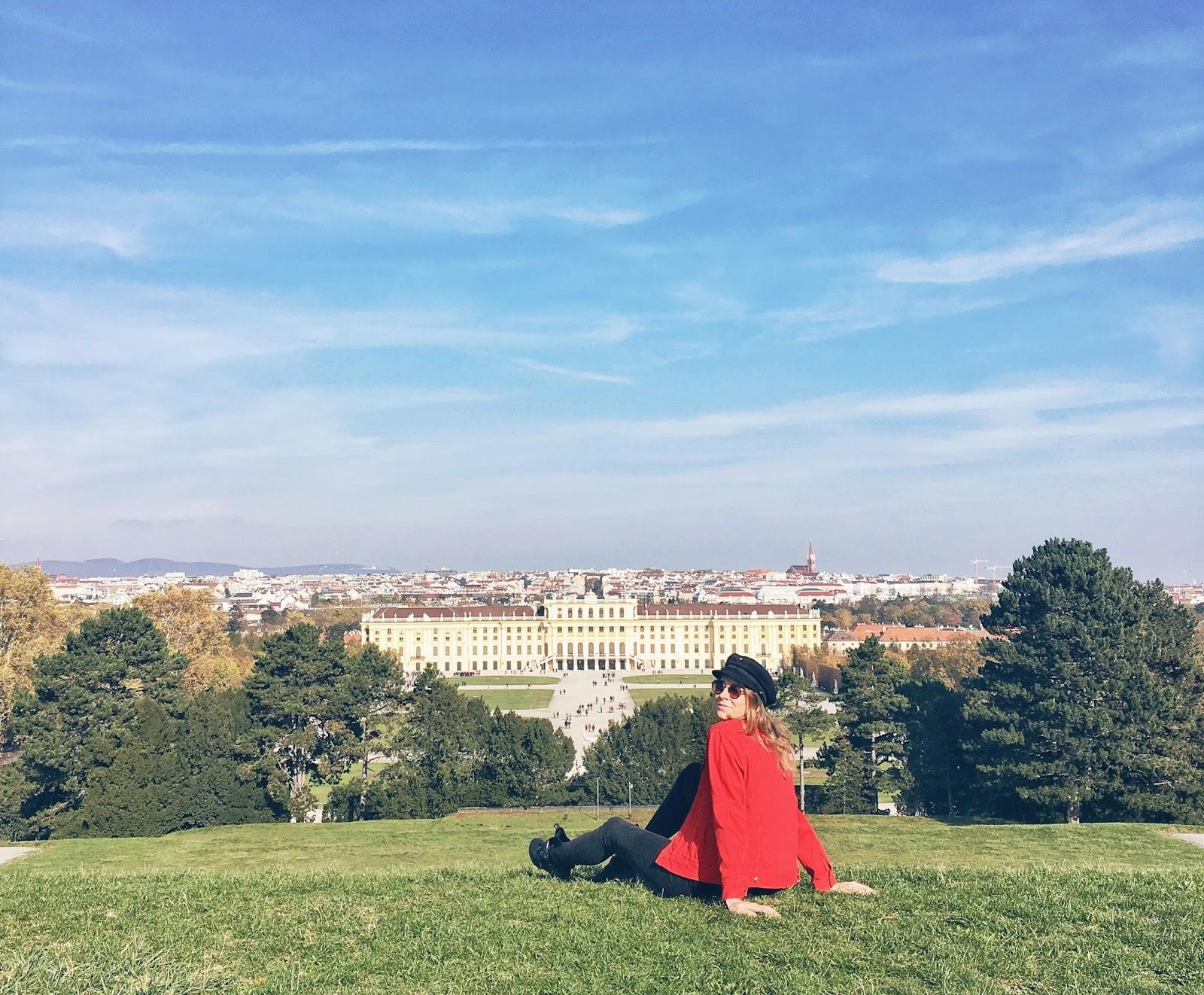 Vienna, Vídeň, Rakousko, ejnets