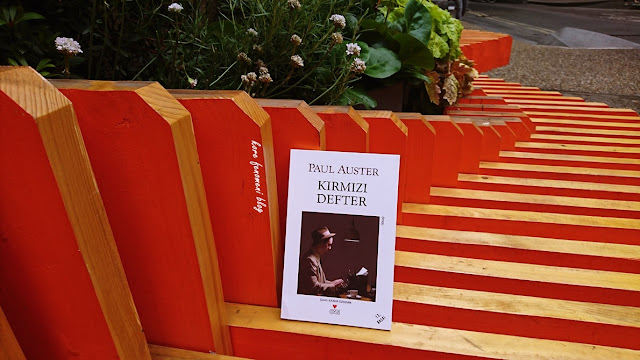 Kırmızı Defter Paul Auster