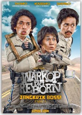 Warkop DKI Reborn Part 1 (2016)