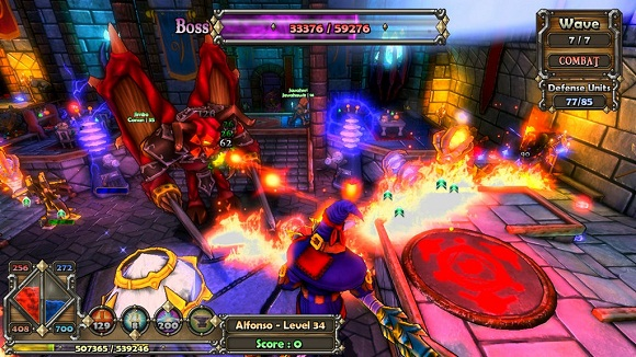 dungeon defenders collection pc screenshot wwwovagamescom 5 -