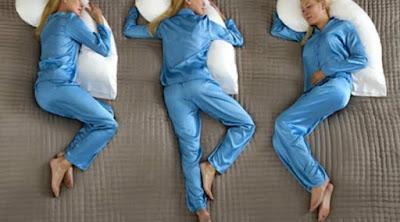Kesehatan - 4 Posisi Tidur dan Pengaruhnya pada Kesehatan