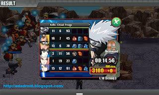 Download Naruto Senki v1.18 Debug 3 Apk Android