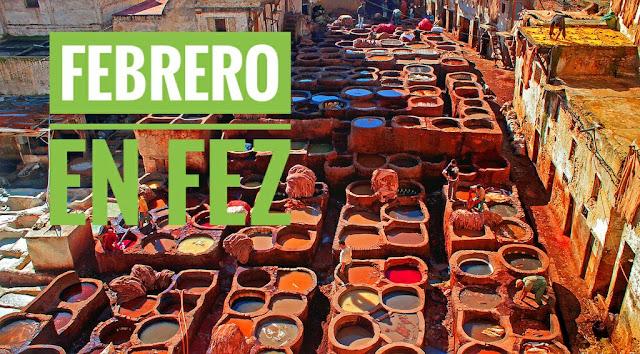 Viaje a Fez en Febrero