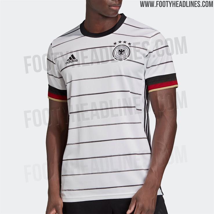FuГџballtrikot Deutschland 2020