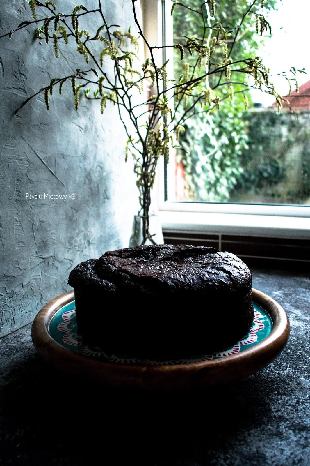 czekolada, ciasto, ptysiu mietowy, sw patryk, guinness