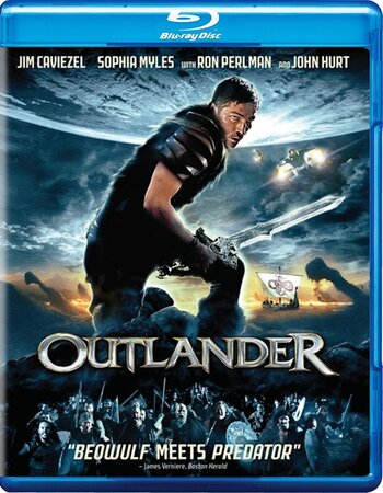 Outlander (2008) Dual Audio Hindi 720p BluRay x264 850MB ESubs