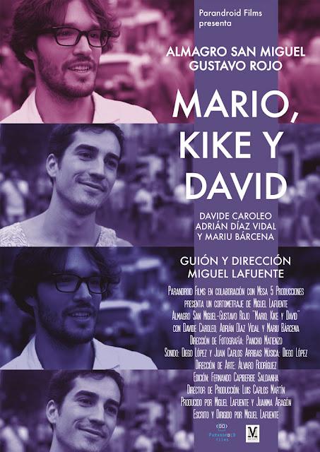 Mario, Kike y David, film