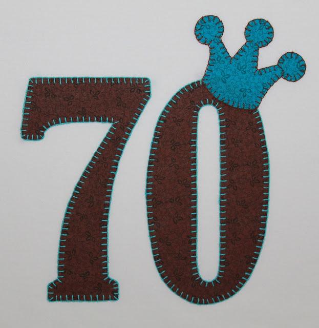 camiseta de cumpleaños 70 años