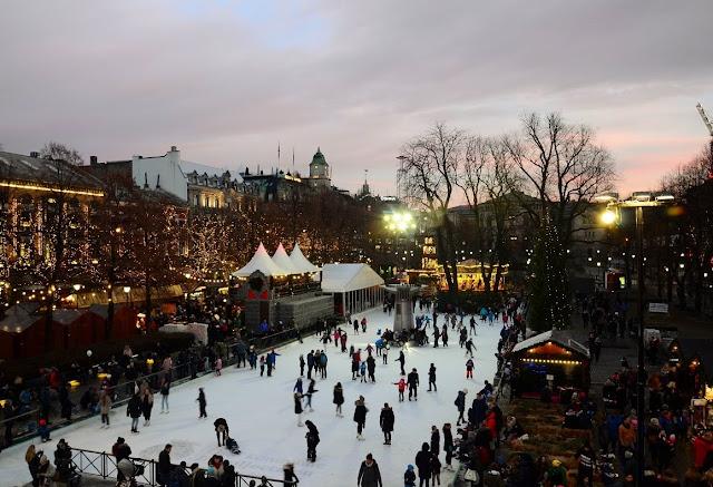 Ruta de 4 días por Oslo - que ver en oslo, mercadillos