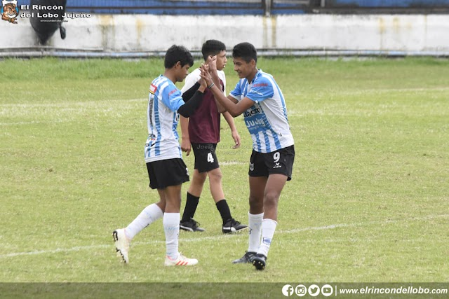 11 goles en la victoria de la 8va vs Deportivo Luján