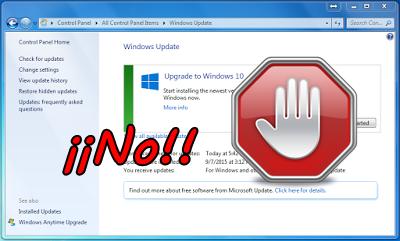 GWX Control Panel 1.7.4.1 [Portable][Eliminar icono y notificación de actualizar a Windows 10]