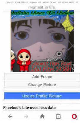 bingkai poster idul fitri lebaran untuk foto profil facebook, bbm, whatsapp, line, instagram, dsb.