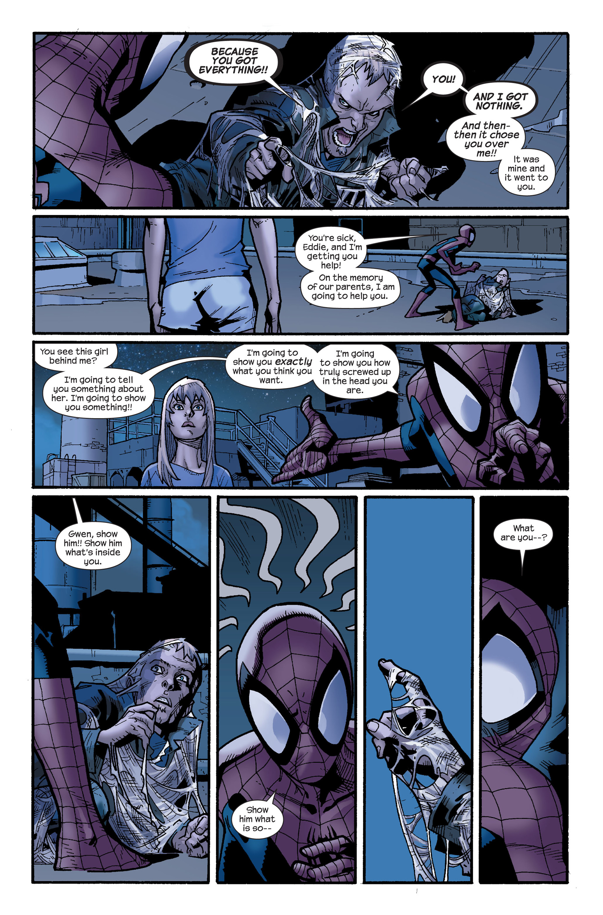 Read online Ultimate Spider-Man (2000) comic -  Issue #128 - 10