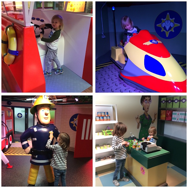 Mattel play Liverpool,  fireman sam zone collage