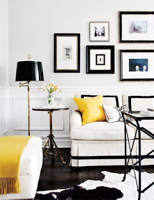 Monochromatic-Living-Room-Decorations