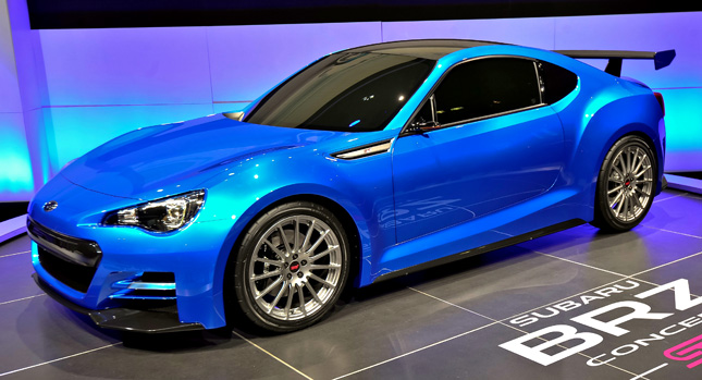 Subaru Latest Models >> Latest Cars Models Subaru Brz Sti