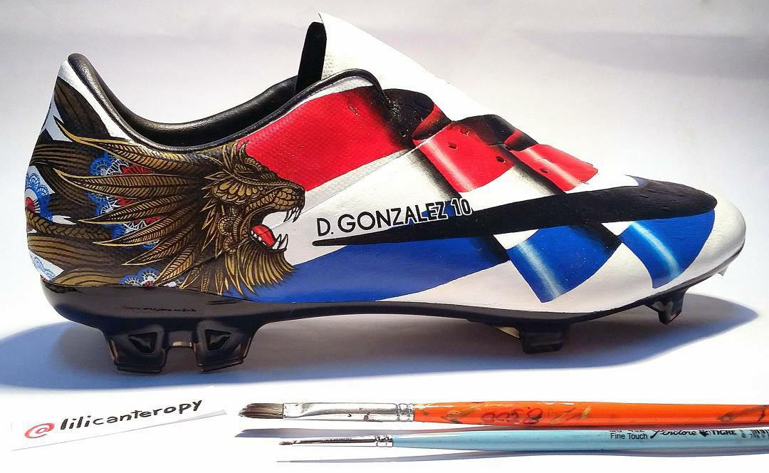 Nike Mercurial Vapor X Derlis Gonzalez