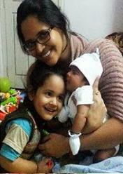 tv anchor anasuya familyunseen rarephotos