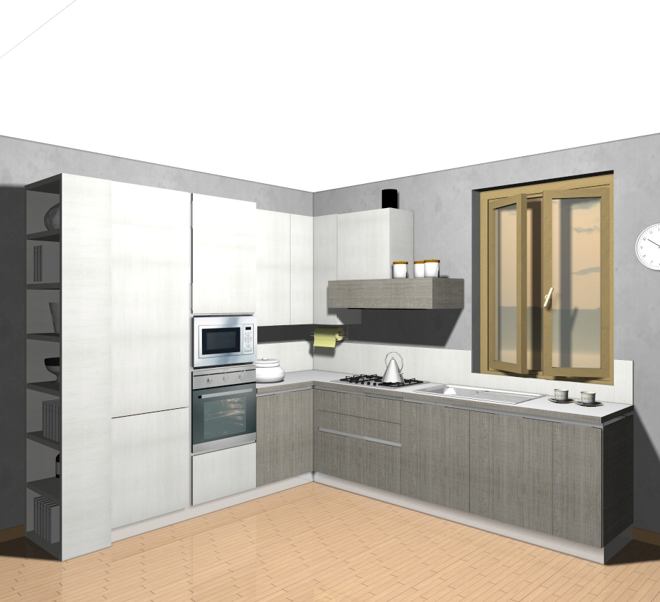 Veneta Cucine Milano | Lissone: Veneta Cucine modello START ...